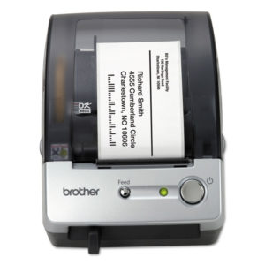 Brother QL-500 Affordable Label Printer