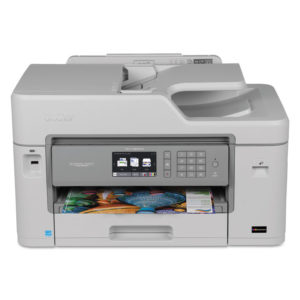 Brother Business Smart™ Plus MFC-J5830DW Color Inkjet All-in-One Printer Series