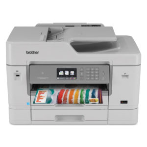 Brother Business Smart™ Pro MFC-J6535DW All-in-One with INKvestment Cartridges