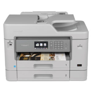Brother Business Smart™ Plus MFC-J5930DW Color Inkjet All-in-One Printer Series