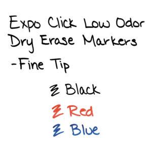 EXPO® Click™ Dry Erase Marker