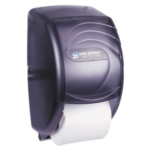 San Jamar® Duett Standard Bath Tissue Dispenser