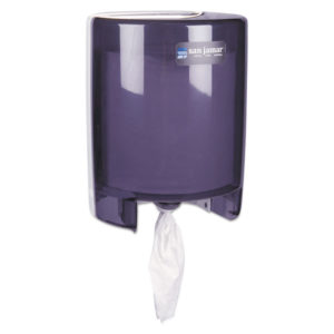 San Jamar® Centerpull Towel Dispenser