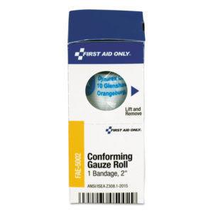 First Aid Only™ Conforming Gauze Roll