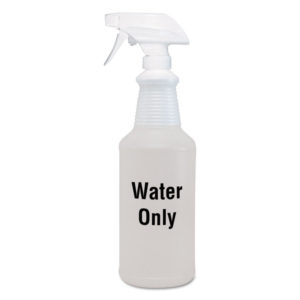 Diversey™ Water Only Spray Bottle