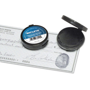 SICURIX® Fingerprint Ink Pad