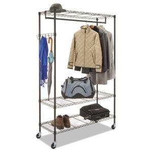 Alera® Wire Garment Rack