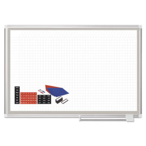 MasterVision® All Purpose Magnetic Dry Erase Planning Board