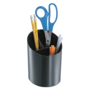 Universal® Recycled Plastic Big Pencil Cup
