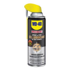 WD-40® Specialist® Spray & Stay Gel