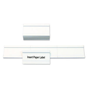 MasterVision® Magnetic Data Cards