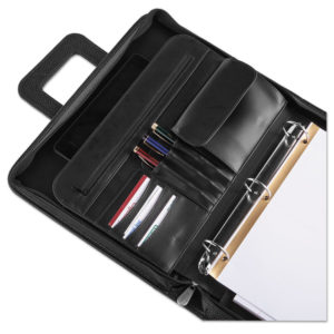 Universal® Zip-Around Padfolio