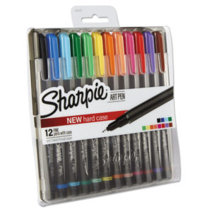 Sharpie® Art Pen with Hard Case