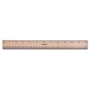 Universal® Flat Wood Ruler