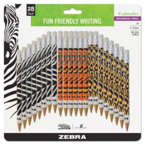 Zebra® Cadoozles Mechanical Pencil