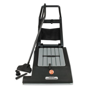 """Hoover® Commercial Ground Command 30"""" Wide-Area Vacuum"""