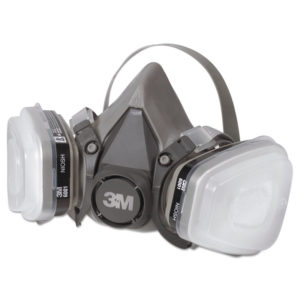 3M™ Half Facepiece Paint Spray/Pesticide Respirator