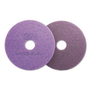 Scotch-Brite™ Purple Diamond Floor Pads