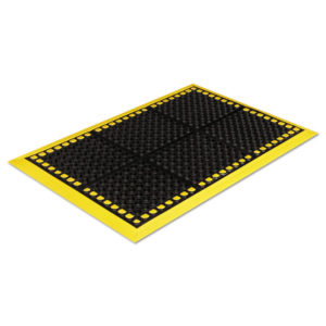 Crown Safewalk™ Workstations Anti-Fatigue Drainage Mat
