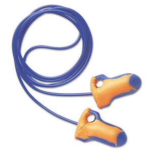Howard Leight® by Honeywell Laser Trak® Detectable Single-Use Earplugs