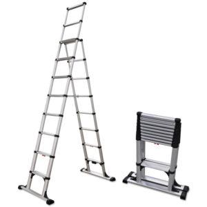 Telesteps® Telescopic A-Frame Ladders
