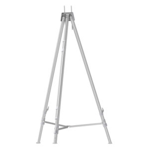 Quartet® Aluminum Heavy-Duty Display Easel