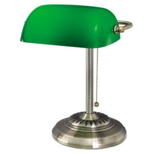 Alera® Banker's Lamp