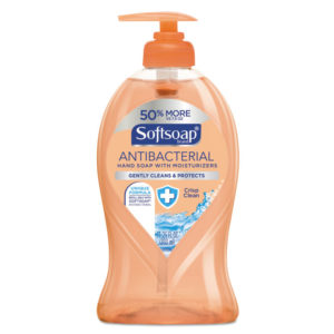 Softsoap® Antibacterial Hand Soap