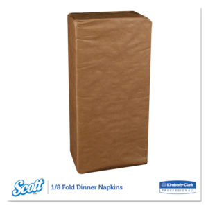 Scott® 1/8-Fold Dinner Napkins