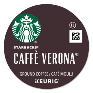 Starbucks® Cafe Verona® Coffee K-Cups®