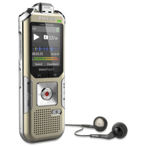 Philips® Voice Tracer 8000 Digital Recorder
