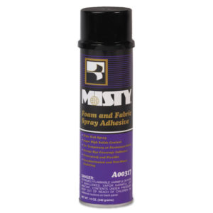 Misty® Foam and Fabric Spray Adhesive
