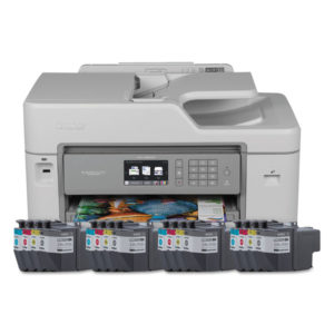 Brother Business Smart™ Plus MFC-J5830DWXL Color Inkjet All-in-One Series Printer