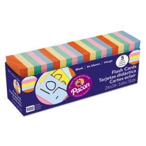 Pacon® Blank Flash Card Dispenser Box