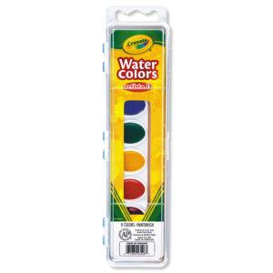 Crayola® Artista II® 8-Color Watercolor Set