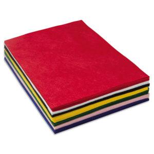Chenille Kraft® One Pound Felt Sheet Pack