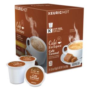 Café Escapes® Café Caramel K-Cups®
