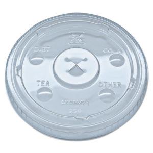 Fabri-Kal® Kal-Clear®/Nexclear® Drink Cup Lids