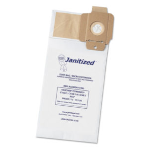 Janitized® Vacuum Bags