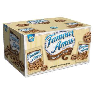 Kellogg's® Famous Amos® Cookies