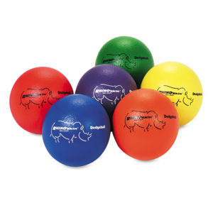 Champion Sports Rhino Skin® Dodge Ball Set