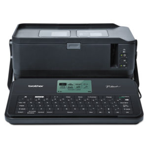 Brother P-Touch® PT-D800W Commercial/Lite Industrial Label Maker
