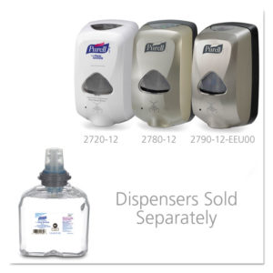 PURELL® Advanced E3-Rated Instant Hand Sanitizer Foam