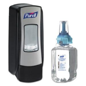 PURELL® ADX-7™ Advanced Instant Hand Sanitizer Kit
