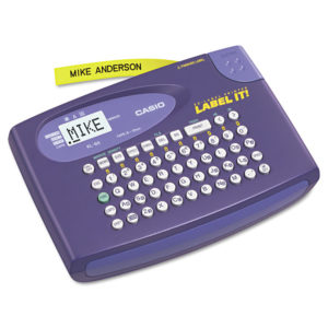 Casio® KL60L Label Maker
