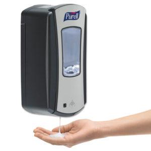 PURELL® LTX-12™ Touch-Free Dispenser