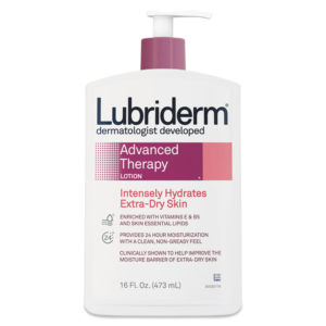 Lubriderm® Advanced Therapy Moisturizing Hand and Body Lotion