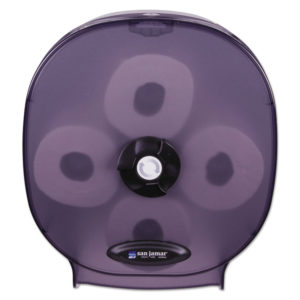 San Jamar® 4-Station Carousel Bath Tissue Dispenser