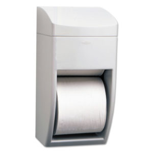 Bobrick Matrix™ Series Two-Roll Tissue Dispenser