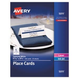 Avery® Tent Cards
